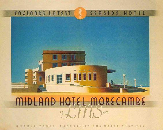 Midland Hotel, Morecambe.