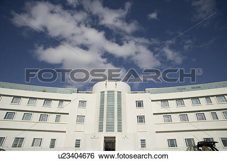 Stock Images of England, Lancashire, Morecambe Bay, The Midland.