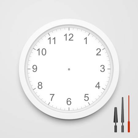 3,777 Midnight Clock Cliparts, Stock Vector And Royalty Free.