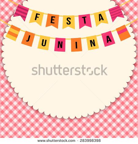Festa Junina Illustration.