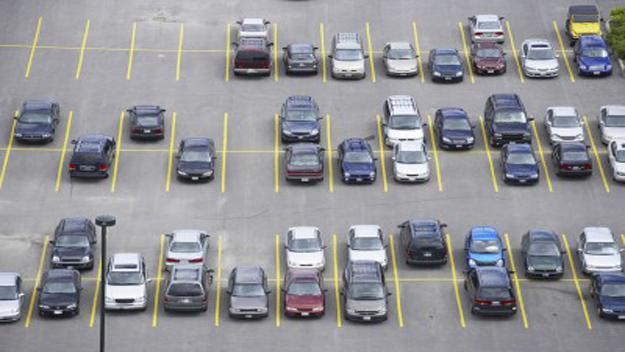 Clipart parking midtown.