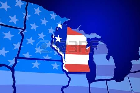 Clipart midwest america map.