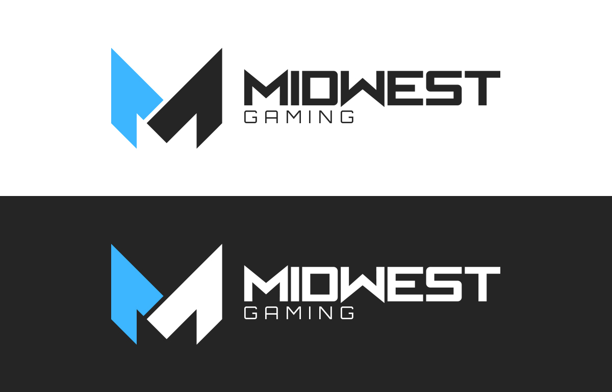 Midwest Gaming on Behance.