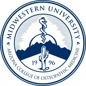 Midwestern University Arizona Secondary Application.
