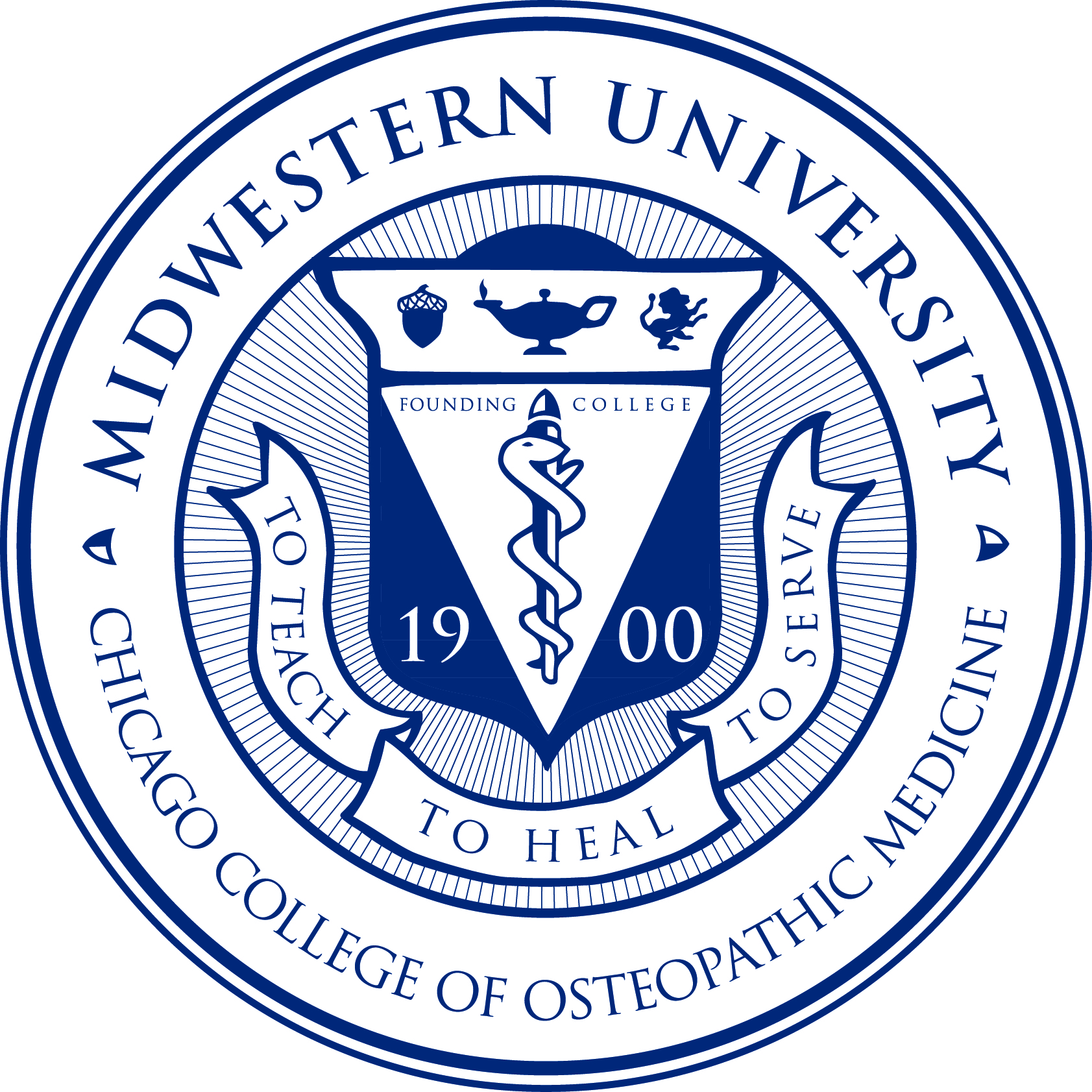 Chicago College of Osteopathic Medicine.