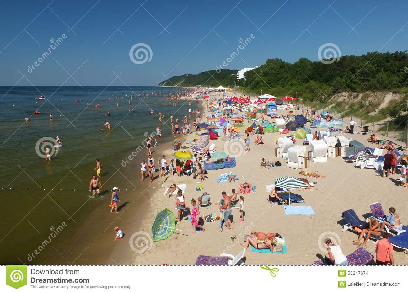 Miedzyzdroje Stock Photos, Images, & Pictures.