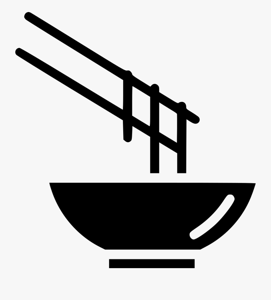 Transparent Bowl Clipart Black And White.