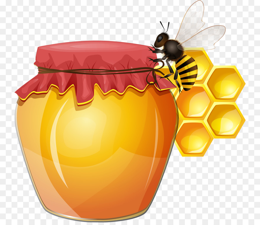 Bee Cartoon clipart.