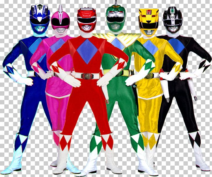 Tommy Oliver Rita Repulsa Super Sentai Mighty Morphin Power.