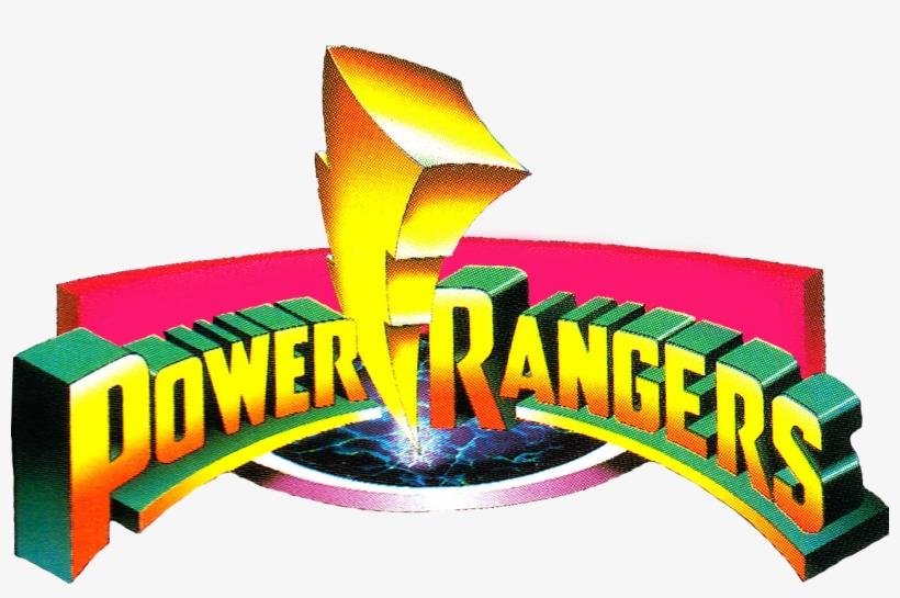 Cópia De Mighty Morphin\' Power Rangers Logo Italian.