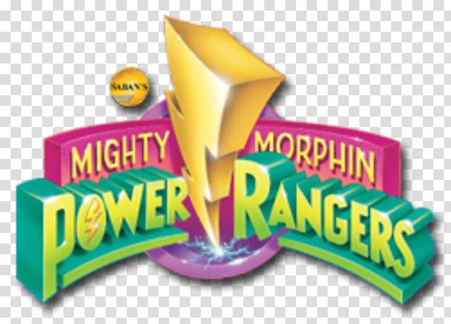 Logo BVS Entertainment Inc Mighty Morphin Power Rangers.