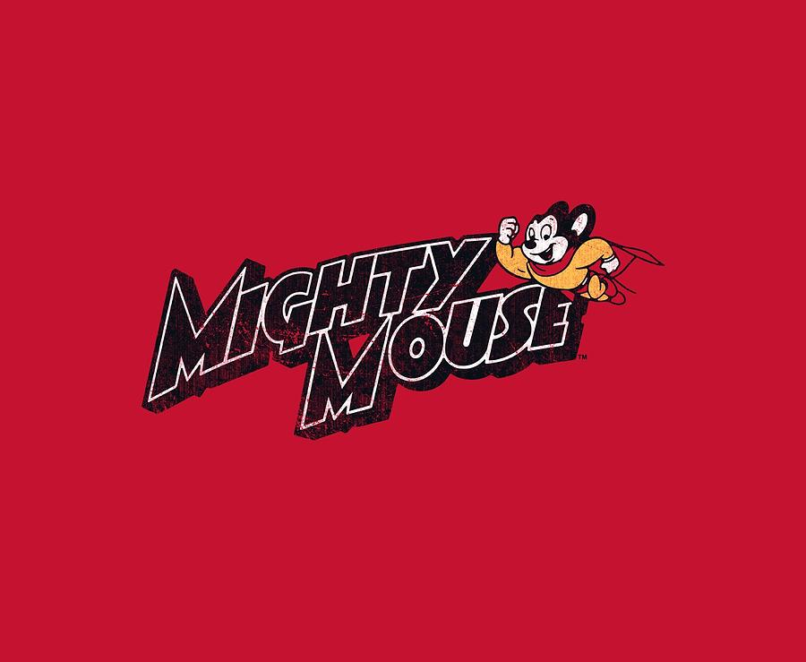 Mighty Mouse.