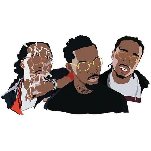 THEY TALKING (MIGOS FT. DRAKE TYPE) by Red Mcfly.