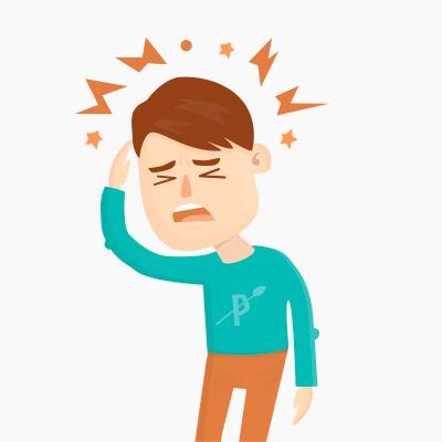 Headache Clipart Png.