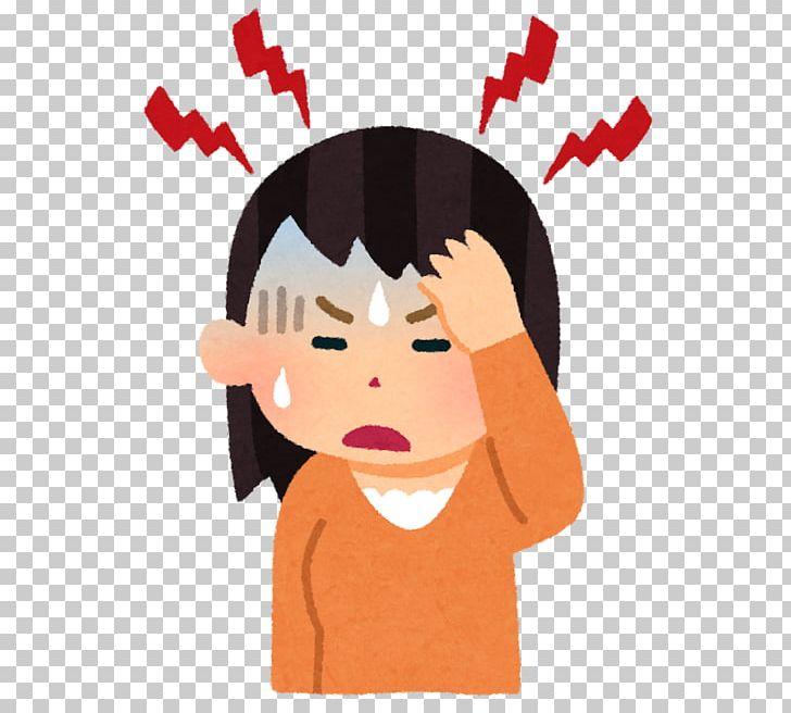 Tension Headache Migraine Neck PNG, Clipart, Art, Cartoon.