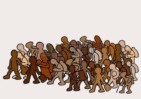 Migrants clipart #16