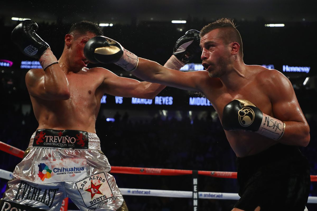 David Lemieux to return December 2, with or without Cotto.