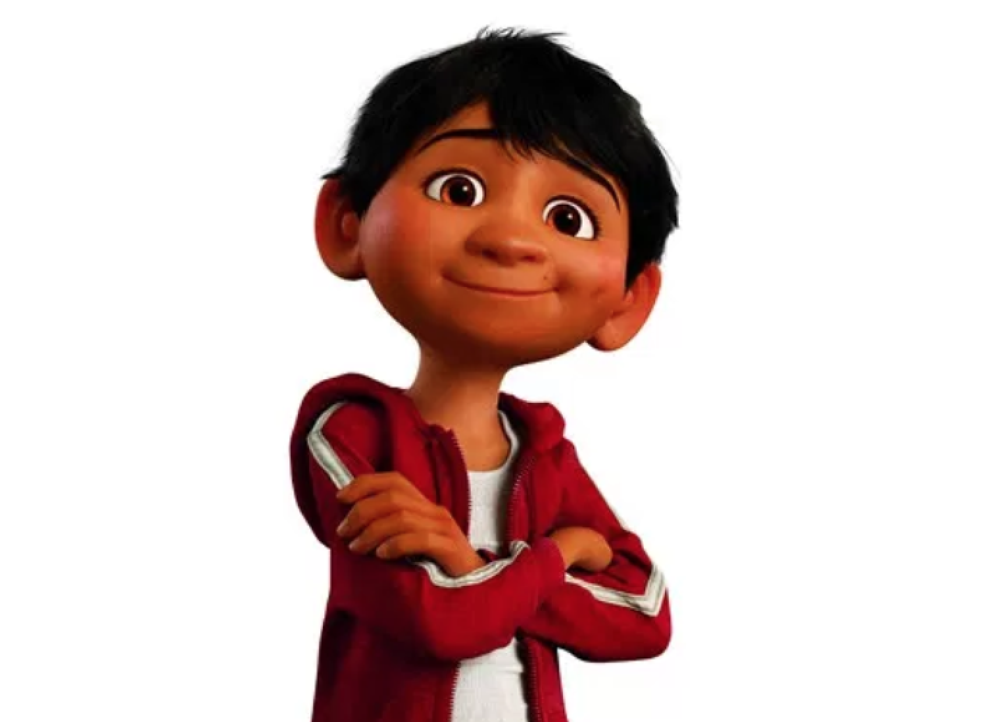 Miguel Rivera from Coco.