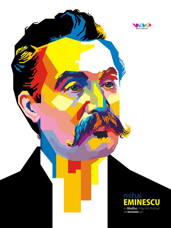 Mihai Eminescu.