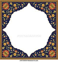 Resultado de imagem para caligrafia árabe para convites.