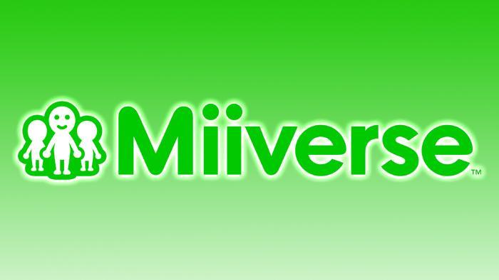 Miiverse Service Discontinuation.
