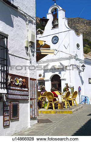 Pictures of Spain, Andalusia, Andalucia, Costa del sol, Mijas.
