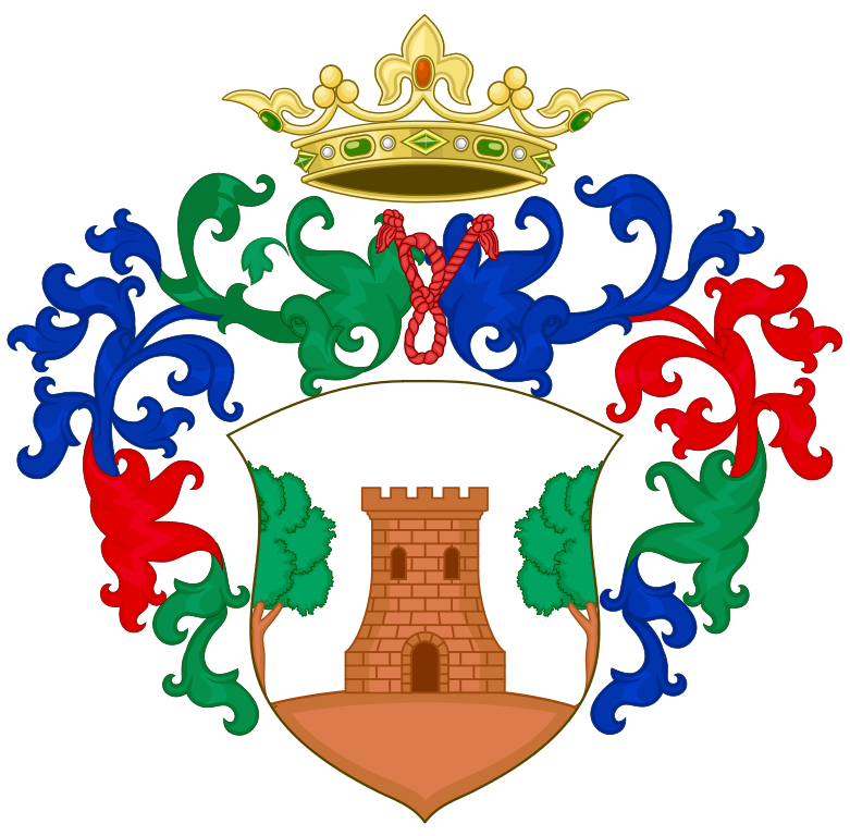File:Coat of Arms of Mijas.svg.