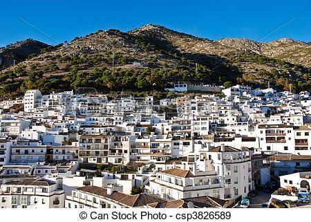 Stock Photographs of Mijas. Spain..