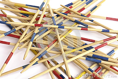 Mikado Game Stock Photos, Images, & Pictures.