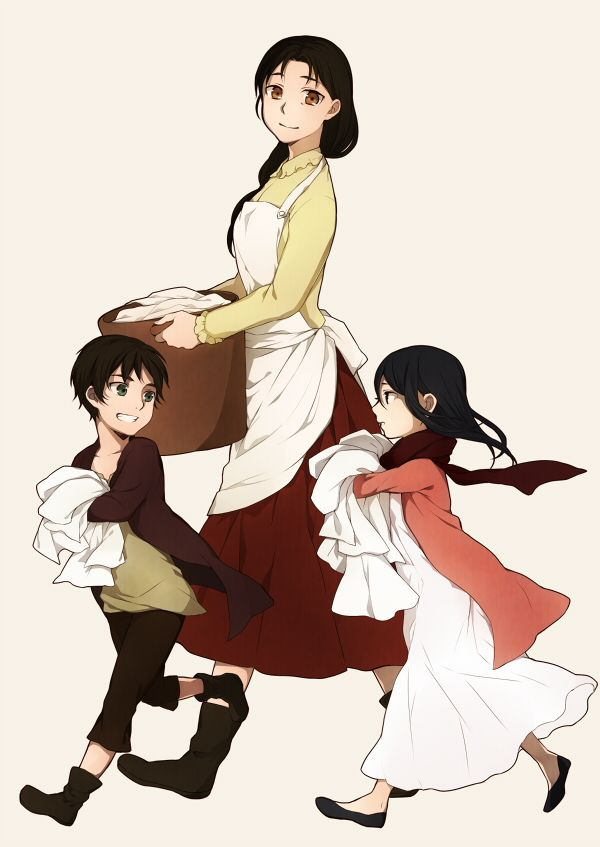 135 Best images about Mikasa Ackerman on Pinterest.
