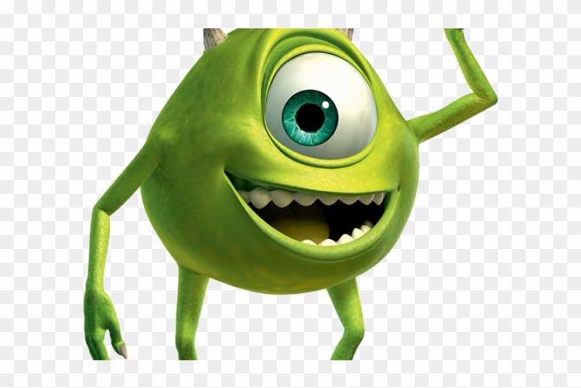 Monsters University Clipart Mike Wazowski.