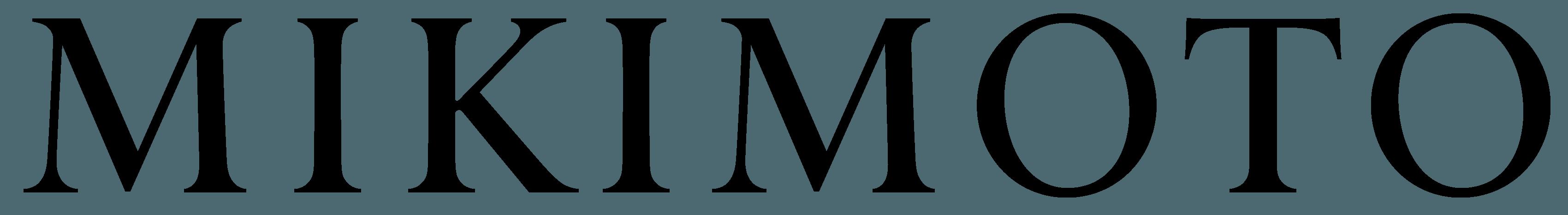 Mikimoto Logo.