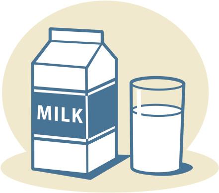 Milk Clip Art, Vector Images & Illustrations.