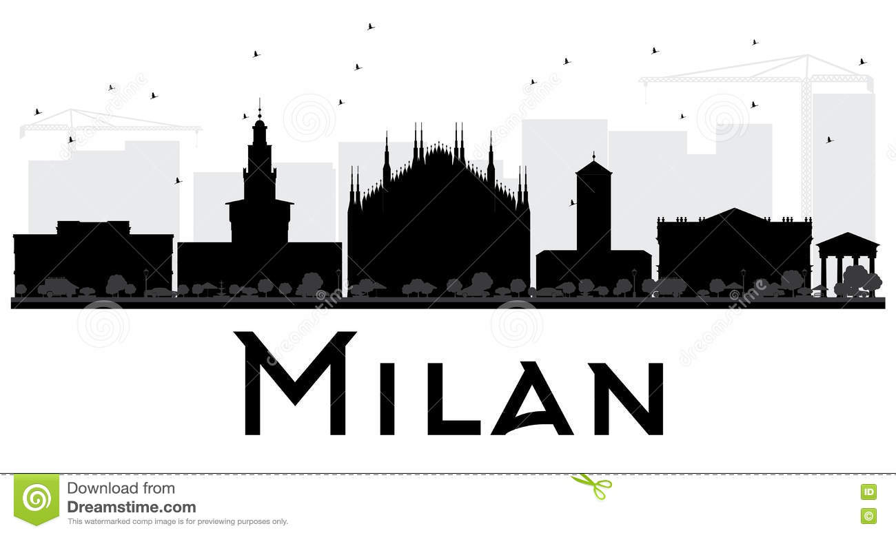 Milan Skyline Stock Photos, Images, & Pictures.