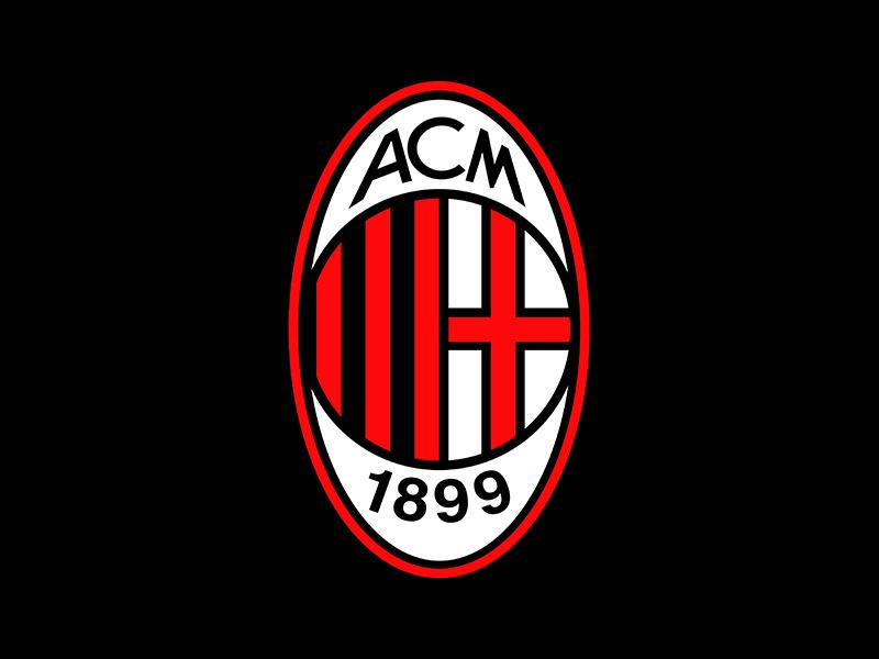 A.C. Milan Logo PNG Transparent & SVG Vector.