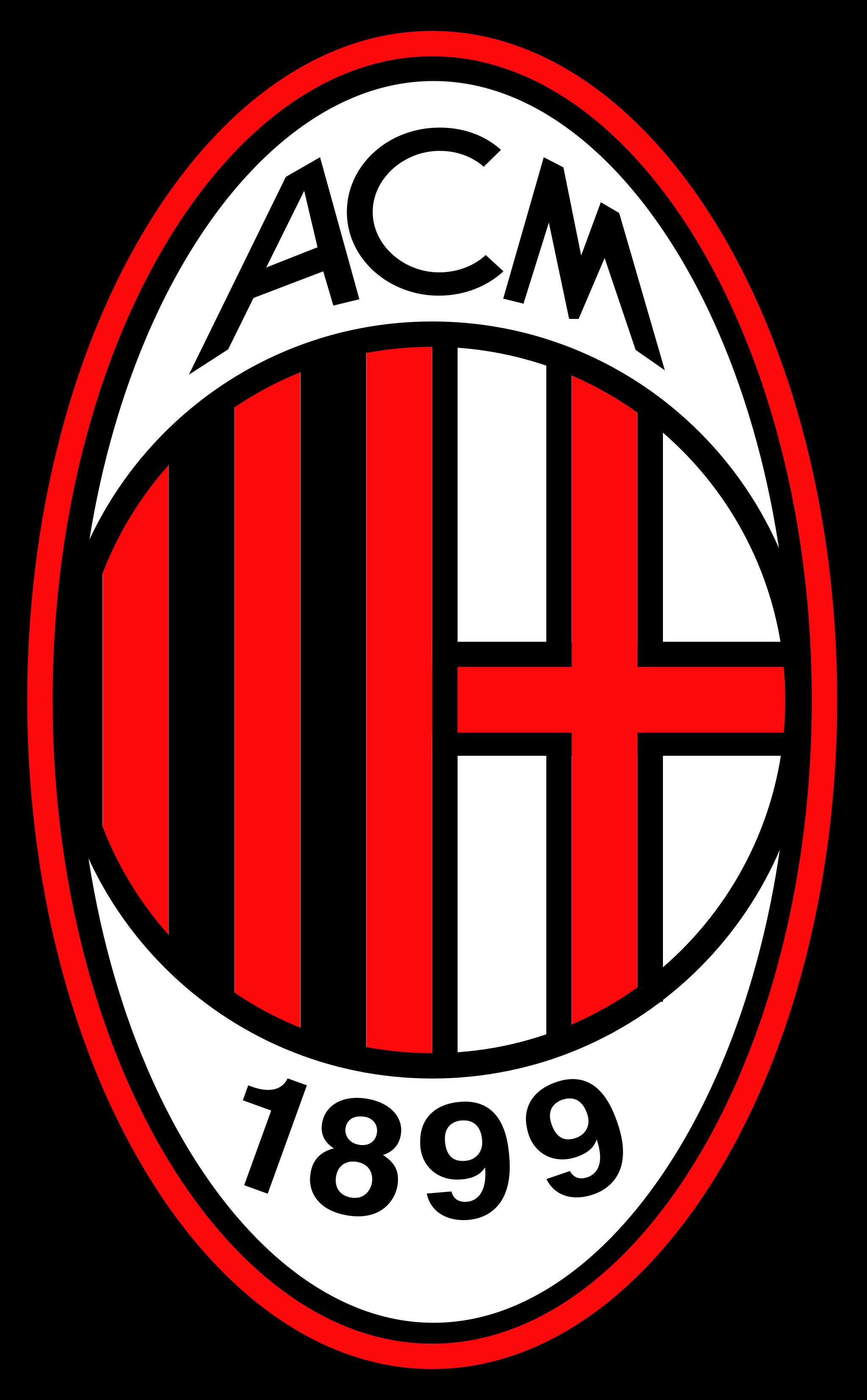Milan Logo.