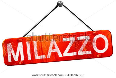 Milazzo Stock Photos, Royalty.