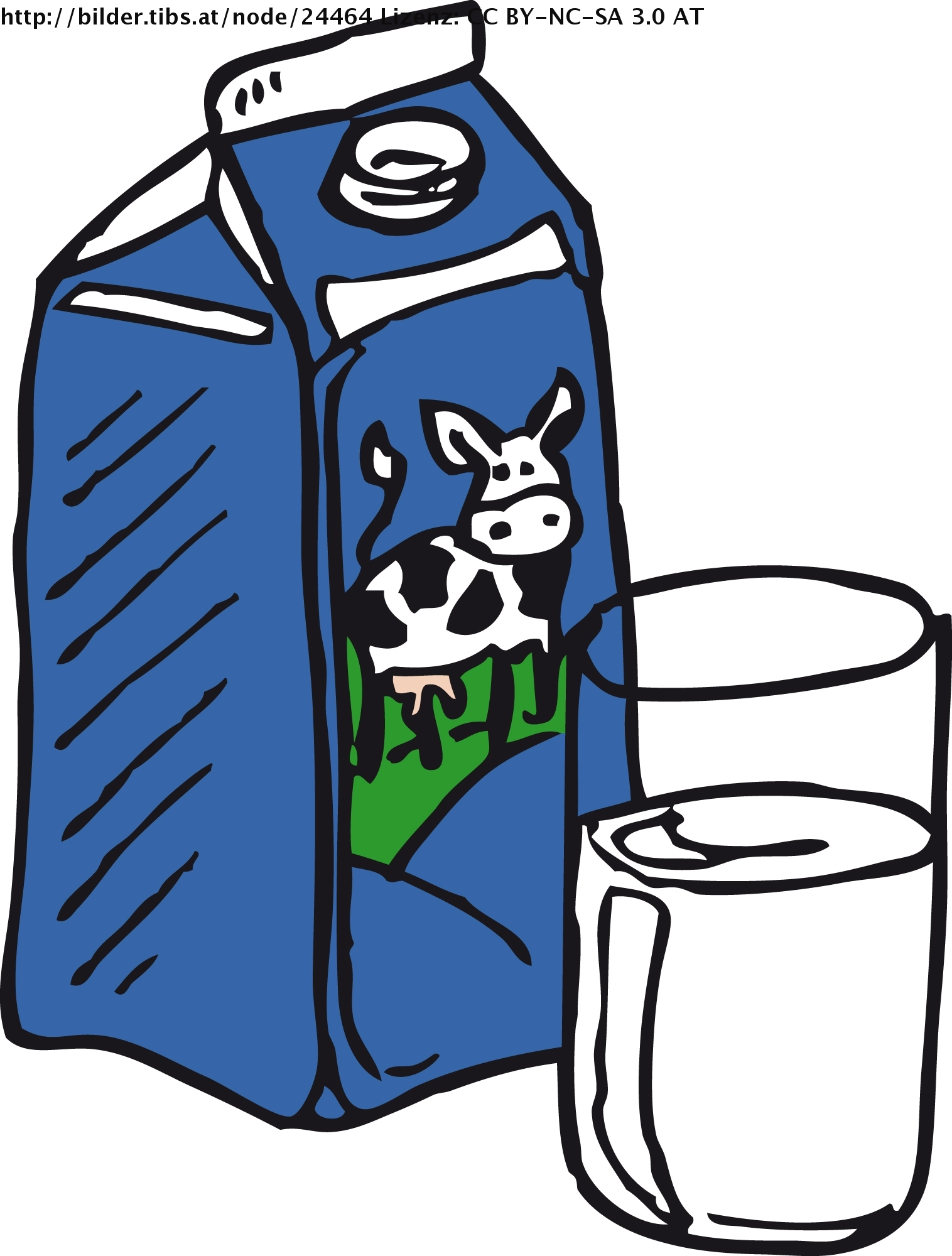 Milch clipart 10 » Clipart Station.
