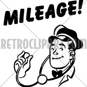 Mileage!, RetroClipArt.com.