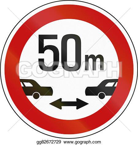 Driving Mileage Clip Art.
