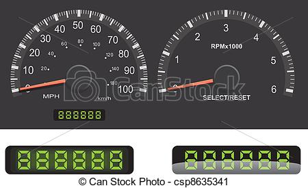 Mileage Illustrations and Stock Art. 507 Mileage illustration.