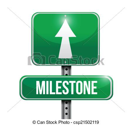Milestone Illustrations and Stock Art. 966 Milestone illustration.