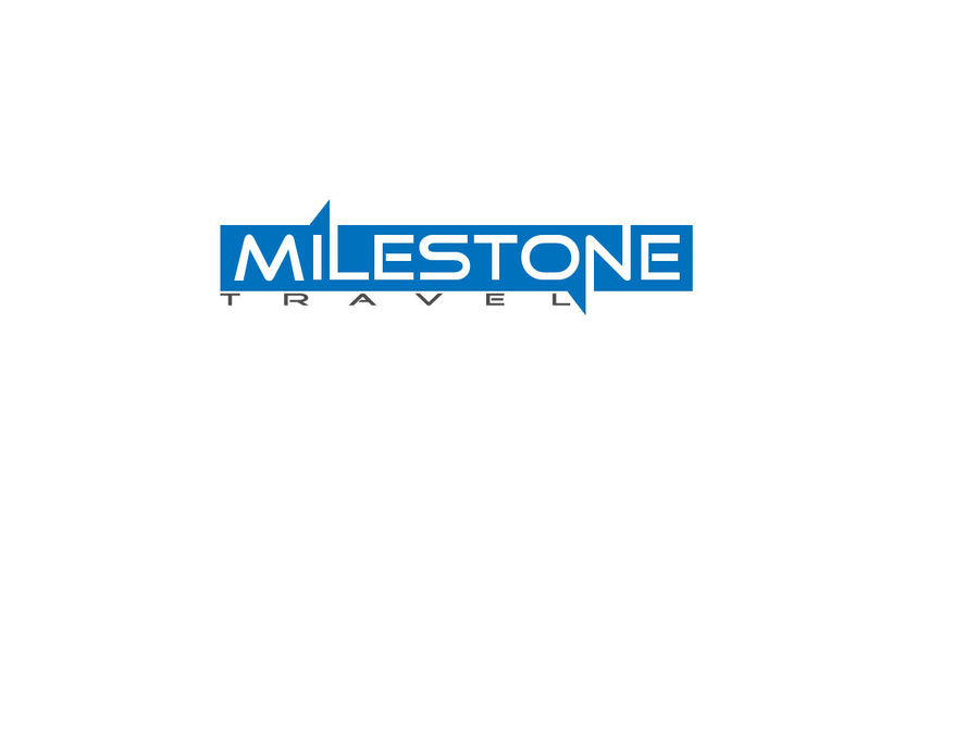 Entry #18 by professional580 for Milestone Travel Logo.