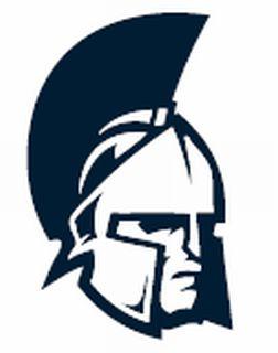 Spartan head clipart.