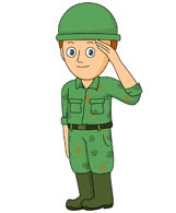 Free Military Clipart.