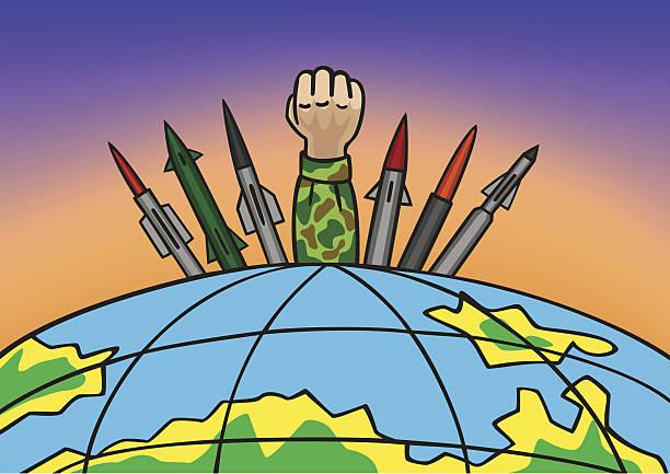 Militarism Clip Art, Vector Images & Illustrations.