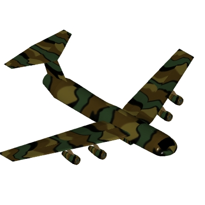 Military Airplane Clipart.