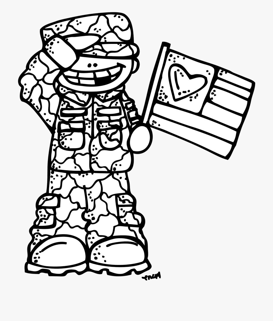 Military Clipart Melonheadz.