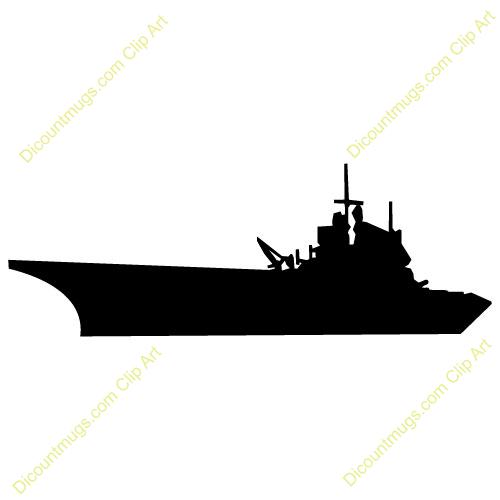 Navy boat clipart.