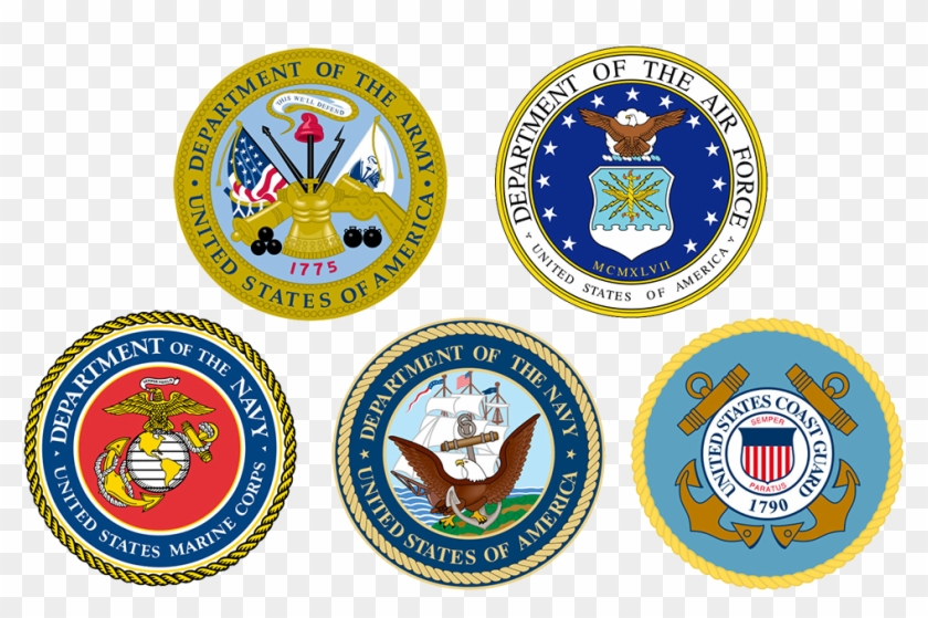 Branches Of Military.